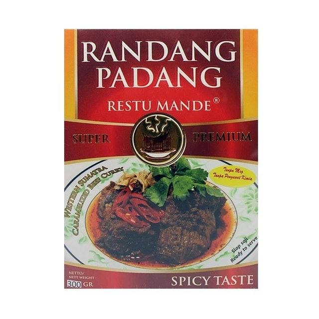 Restu Mande Randang Padang 1