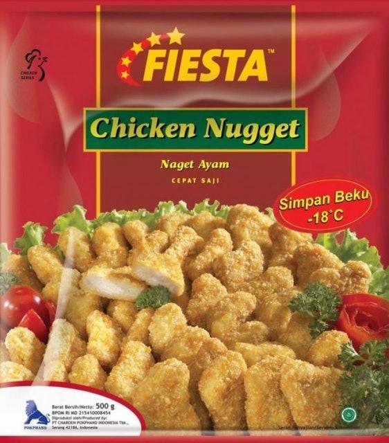 Fiesta Nugget 1