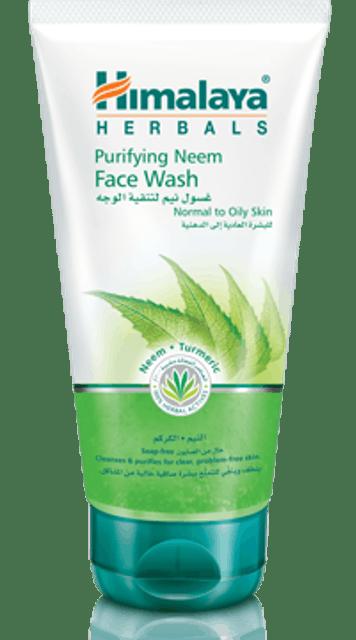 Himalaya Herbals Purifying Neem Face Wash 1