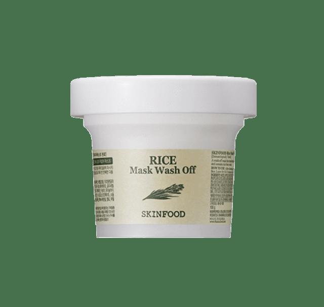 SkinFood Rice Mask Wash Off 1