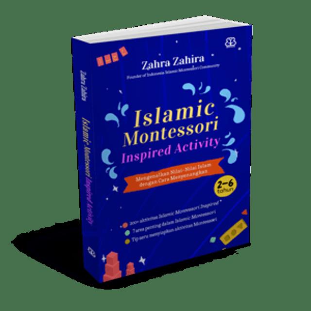 Zahra Zahira Islamic Montessori Inspired Activity 1