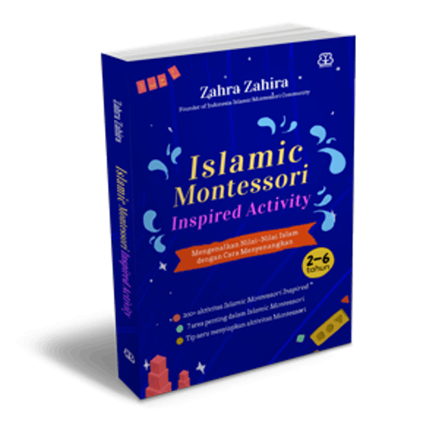 Zahra Zahira Islamic Montessori Inspired Activity 1