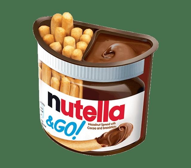 Ferrero Nutella & Go! 1