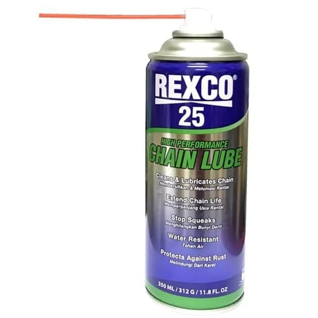 Rexco  25 High Performance Chain Lube 1