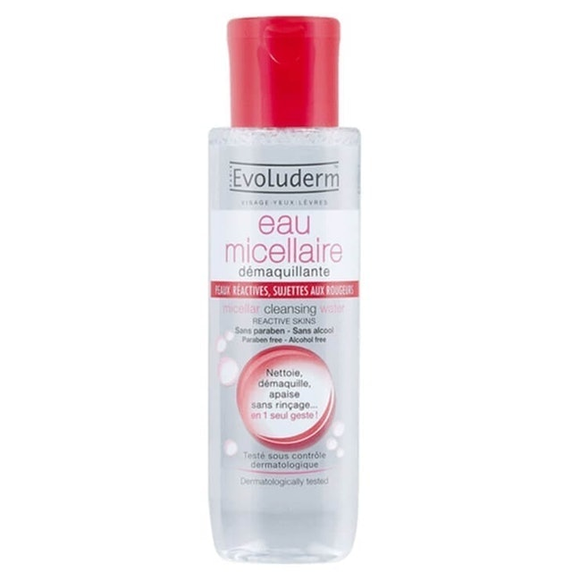 Evoluderm  Micellar Cleansing Water - Reactive Skins 1