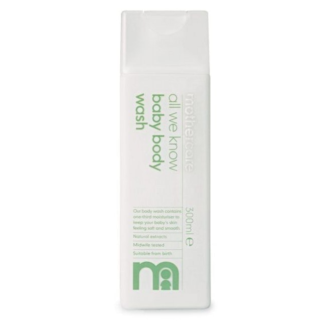 Mothercare  All We Know Baby Body Wash 1
