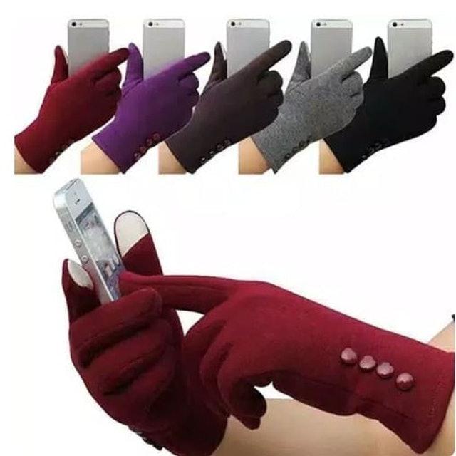 Sarung Tangan Wanita Touchscreen 1