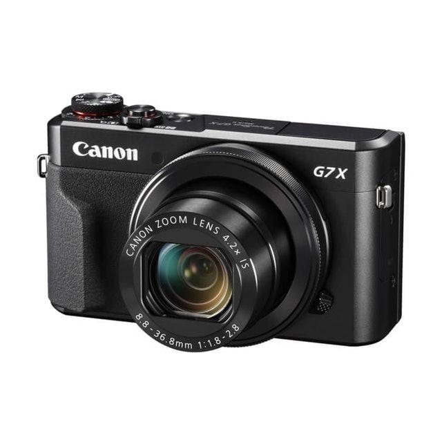 Canon  PowerShot G7 X Mark II 1