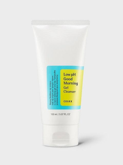 COSRX Low pH Good Morning Gel Cleanser 1
