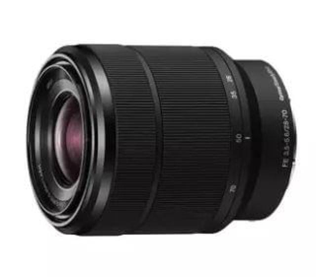 Sony  FE 28-70 mm F3.5-5.6 OSS 1