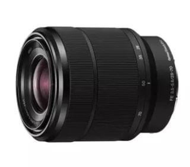 Sony  FE 28-70 mm F3.5-5.6 OSS 1