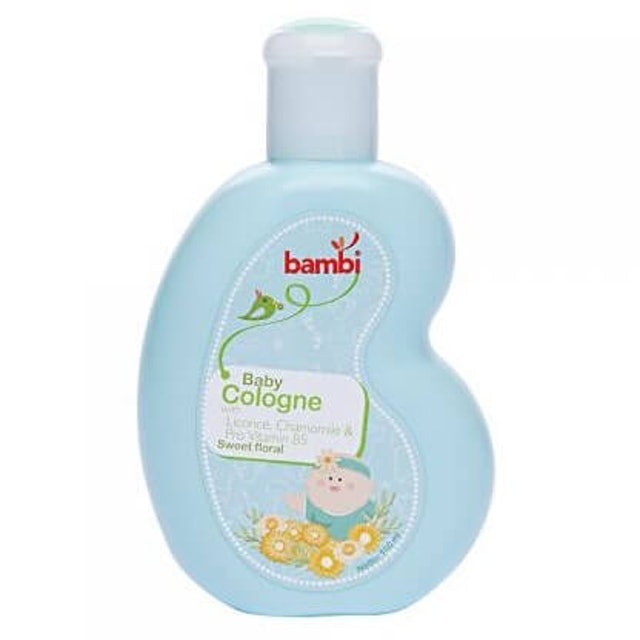 Bambi  Baby Cologne Sweet Floral 1