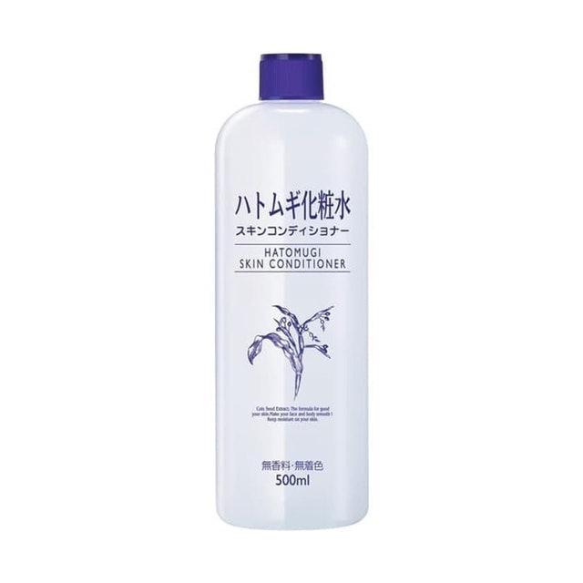 Naturie Hatomugi Keshousui Skin Conditioner 1