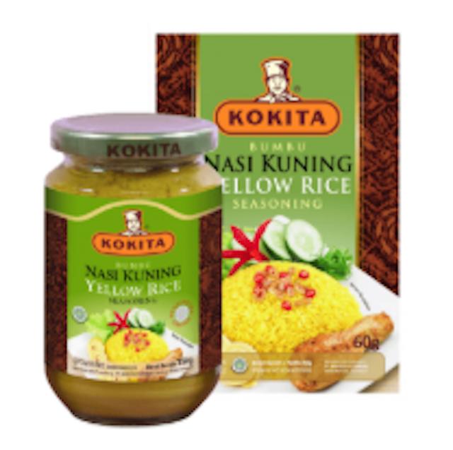 Kokita  Nasi Kuning 1