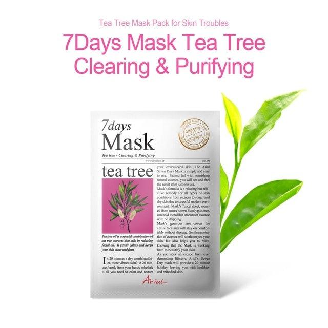 Ariul 7 Days Mask Tea Tree 1