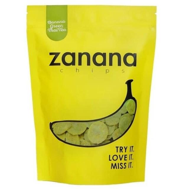 Zanana Chips Keripik Pisang 1
