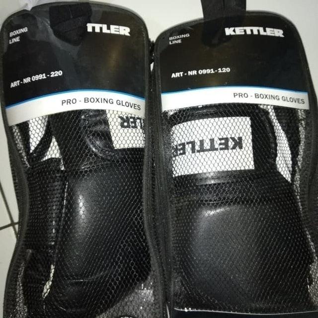 Kettler Pro-Boxing Gloves 1