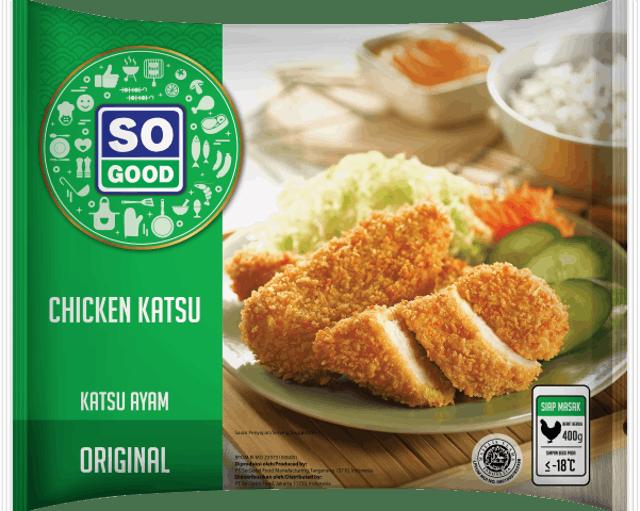 So Good Chicken Katsu 1