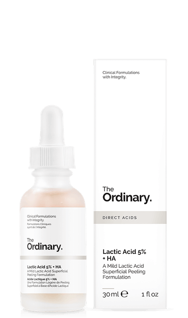 The Ordinary  Lactic Acid 5% + HA 1
