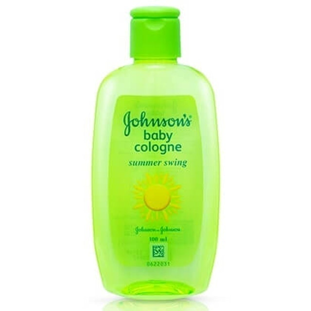 Johnson's  Baby Cologne Summer Swing  1