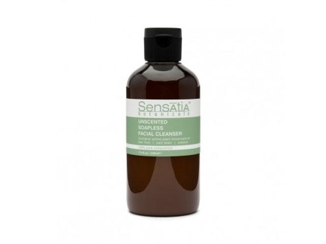 Sensatia Botanicals  Unscented Soapless Facial Cleanser  1