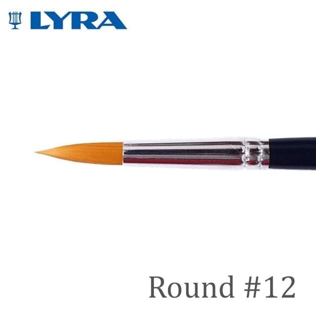 Lyra  Art Brush Round  1
