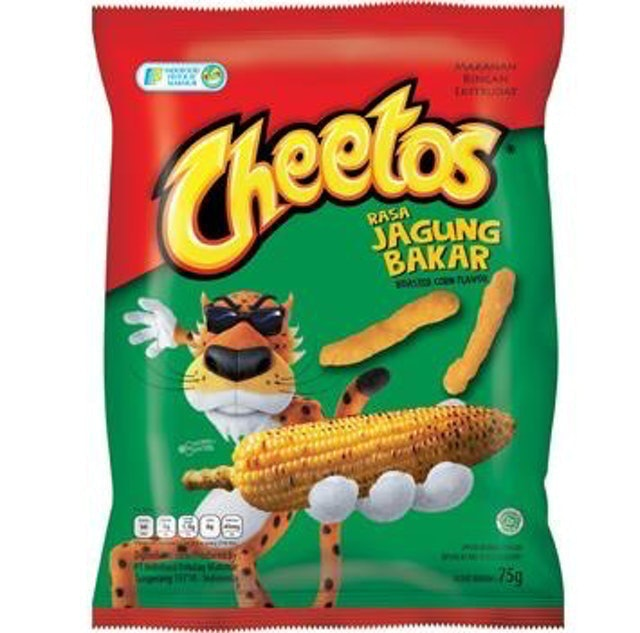 Indofood Cheetos Roast Corn flavor 1