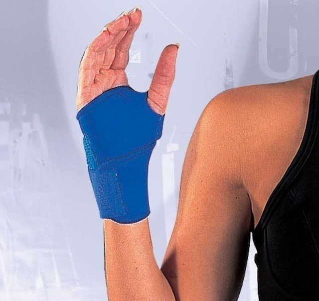 LP Support Wrist Wrap 1