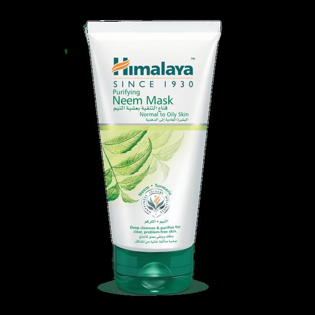 Himalaya Herbals Purifying Neem Mask 1