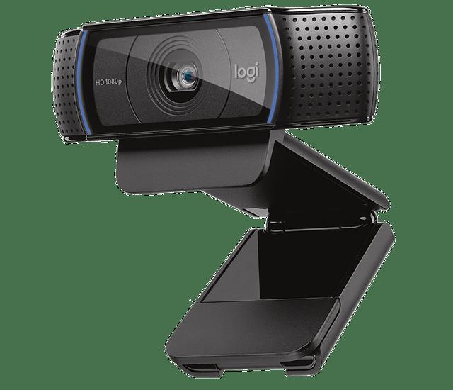 Logitech  C920 HD Pro Webcam  1