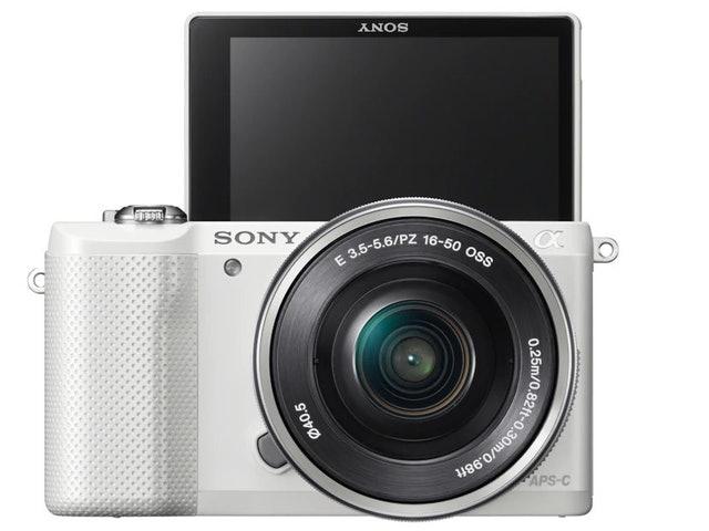 Sony α5000 E-mount Camera with APS-C Sensor 1