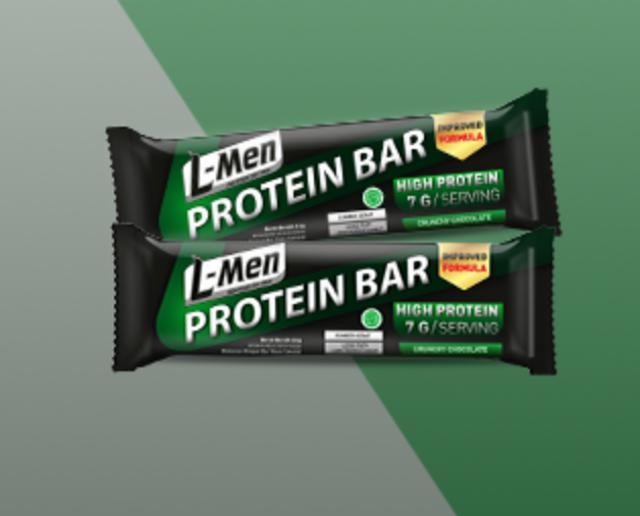 L-Men Protein Bar 1