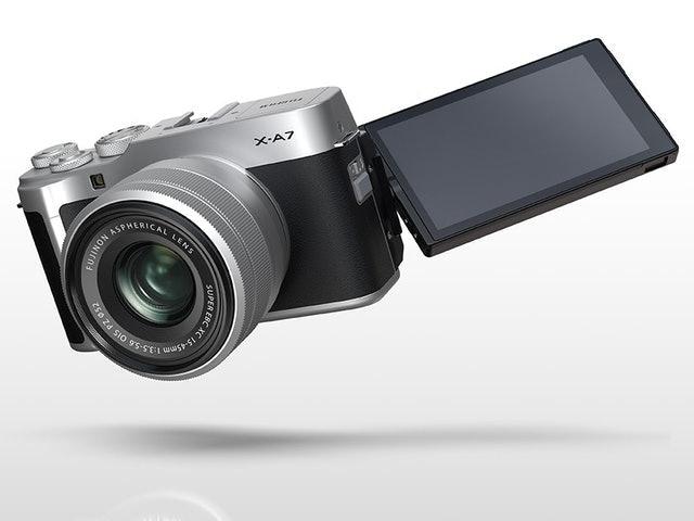 Fujifilm X-A7 1