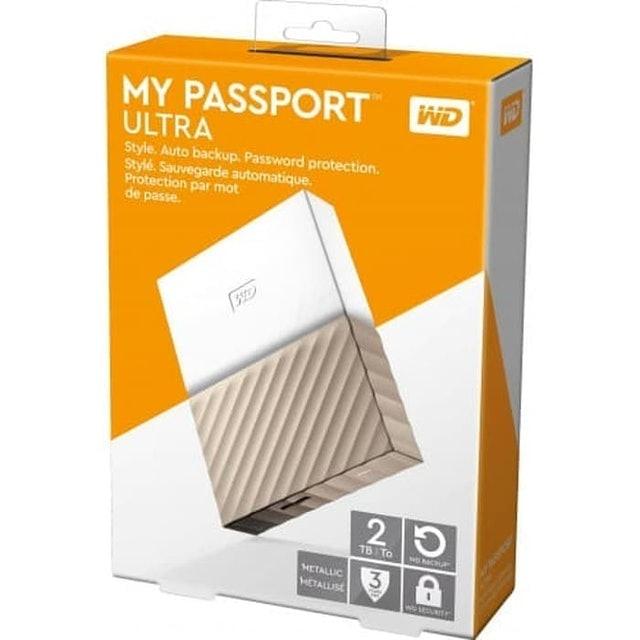 Western Digital My Passport Ultra from WD 1