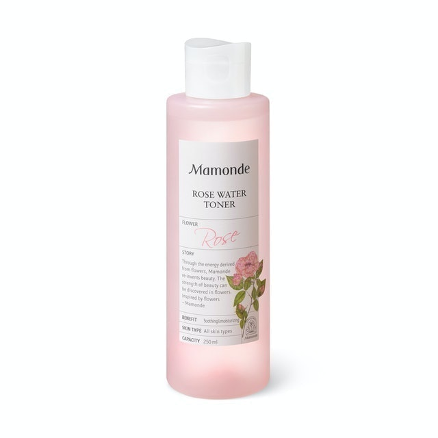 Mamonde Rose Water Toner  1