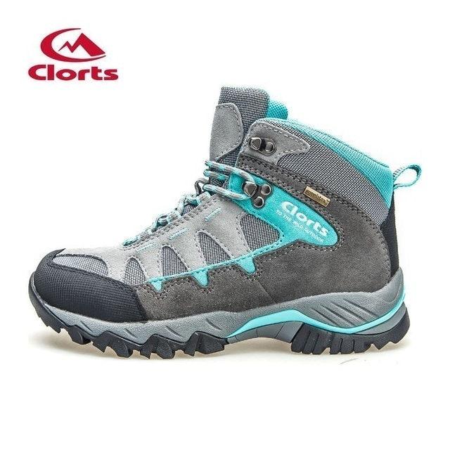 Clorts  Women Hiking Boots Waterproof Trekking Shoes  1