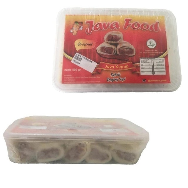 Java Food Java Kebab 1