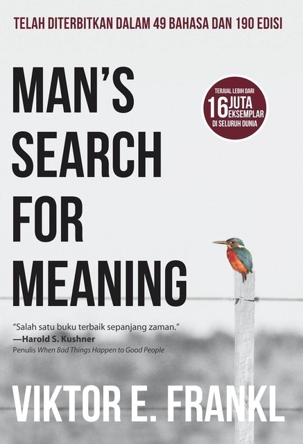 Viktor E. Frankl Man's Search for Meaning  1