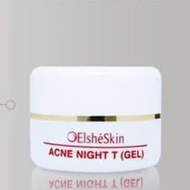 ElsheSkin  Acne Night T Gel 1