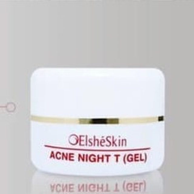 ElsheSkin  Acne Night T Gel 1