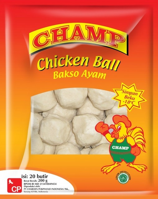 Champ Chicken Ball  1