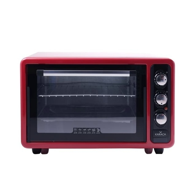 Karaca  Bakechef Redgold Mini Oven  1