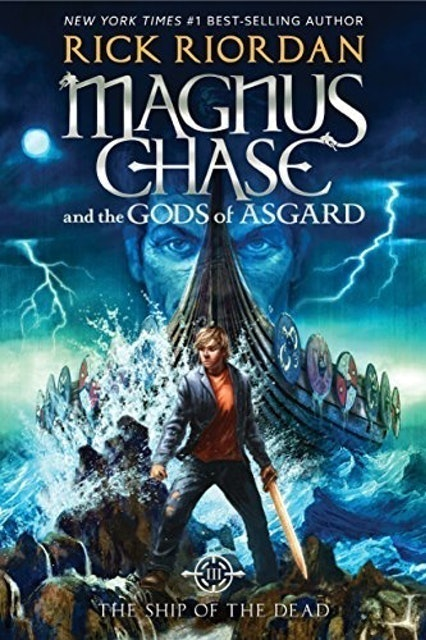 Rick Riordan Magnus Chase and The Gods of Asgard  1