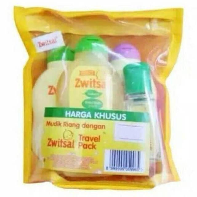 Zwitsal  Travel Pack  1