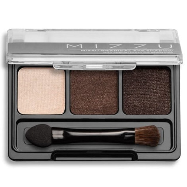 Mizzu  Gradical Eye Shadow - Natural Mocha 1