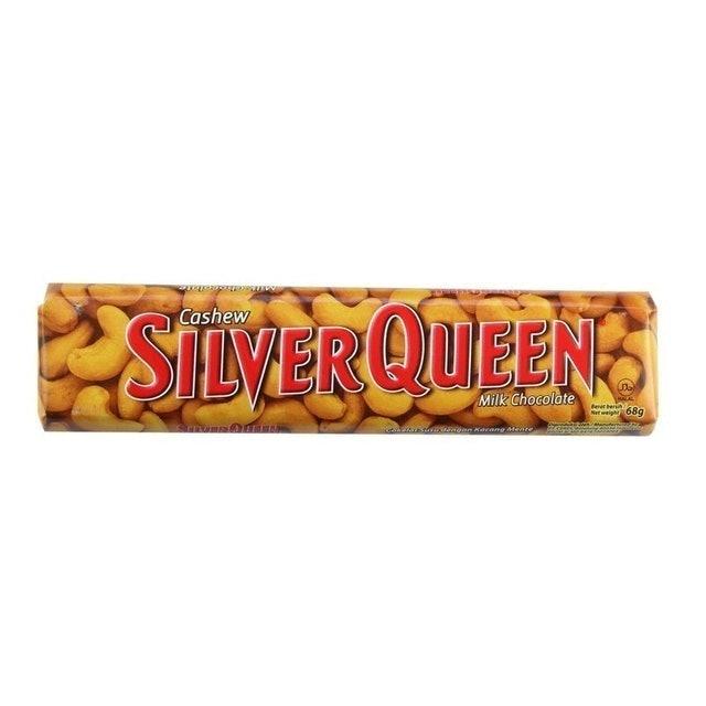 Silverqueen  Cashew 65gr 1