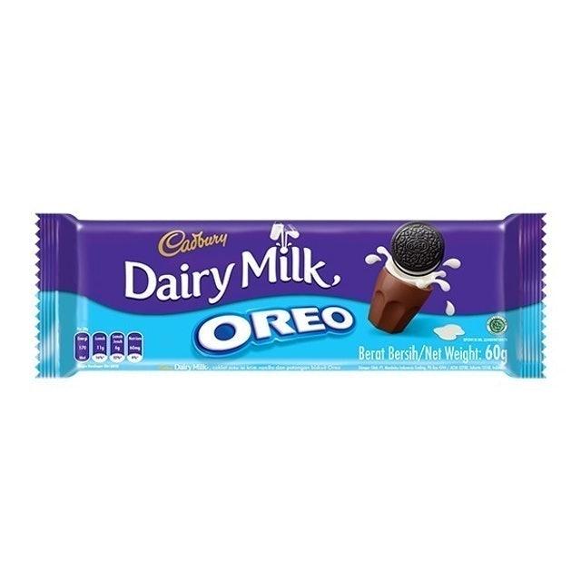Mondelez Cadbury Dairy Milk Oreo 1