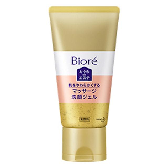 Kao Biore Home Spa Massage Facial Gel  1