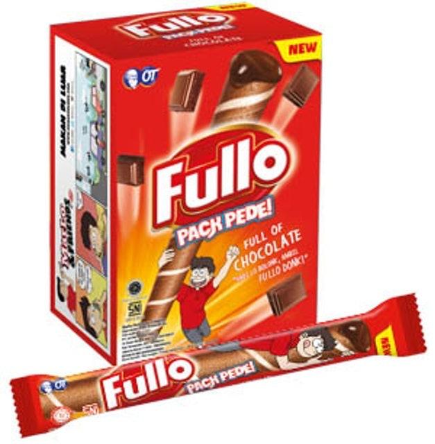 Orang Tua Fullo Chocolate 1