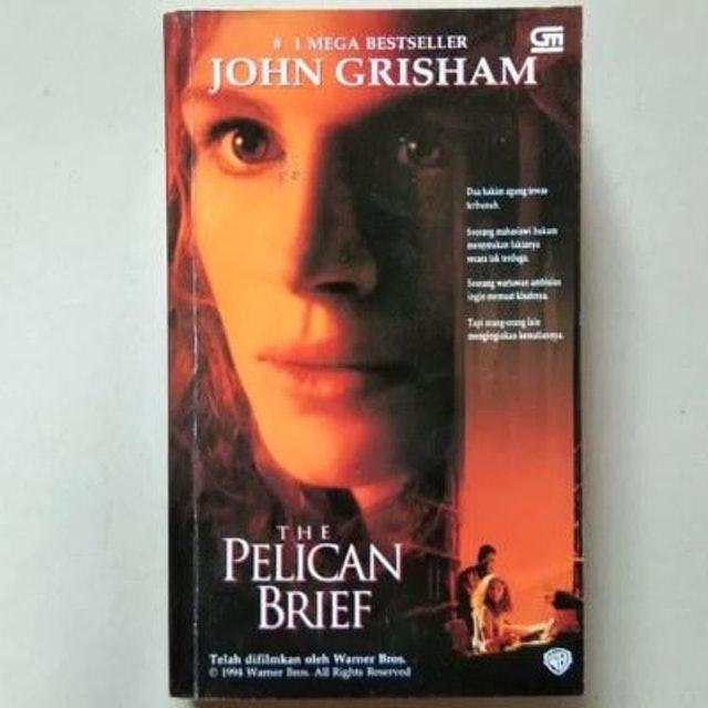 John Grisham The Pelican Brief 1